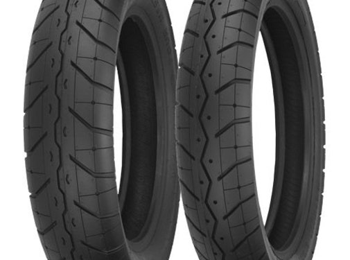 Shinko motorcycle tire 130/90 V 16 R230 73V TL - R230 Tour Master Rear tires