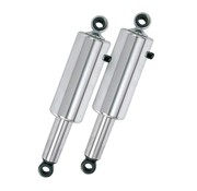 Prog. Suspension Air Dragger, réglable en hauteur suspension pneumatique 2 pouces - Fits:> 80-16 FLT, TOURING