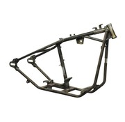 Paughco rigid frame Rigid frame - Fits:> 36-99 Big Twin ( Shovelhead or Evo) 4 speed