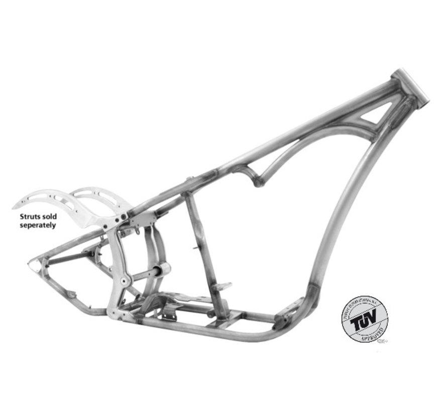 Kraft / Tech Inc frame Softail style single curved down tube