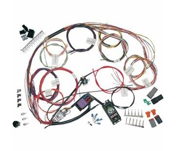 Namz Cable Wiring Harness complet - voor Bike Builders
