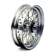 BK 40 Spoke 3,00 X 16 roues à double bride - Convient à:> 73-83 FL, FX