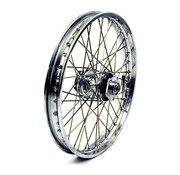 BK wheel front 40 Spoke 2.50 X 19 Dual flange