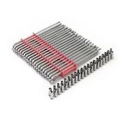 MCS Speichensatz polished für HD-Stil Felgen - rostfreiem Stahl