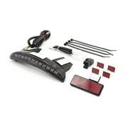 MCS Chopped Fender Randlicht-LED-Lampe - Rauch: Passend für:> 04-13 XL883N, XL1200N, XL1200X