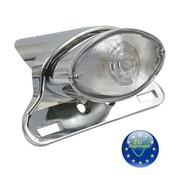 TC-Choppers LED luz trasera del ojo de gato - Se adapta a: UNIVERSAL - lente clara