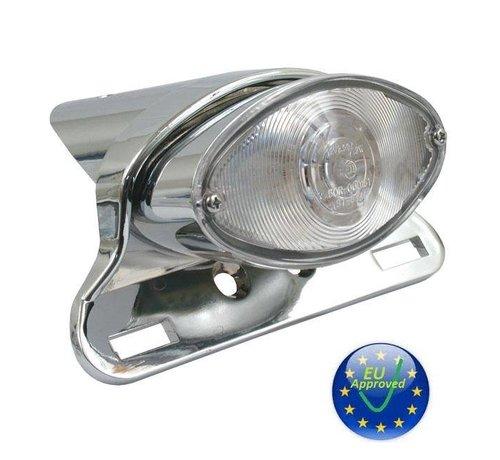 TC-Choppers achterlicht LED cateye Past op:> universele heldere lens
