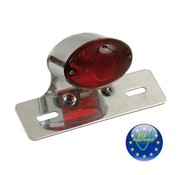 MCS taillight cateye - Fits:> universal - small