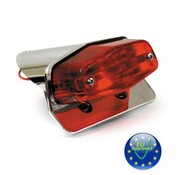 MCS Lucas taillight - chrome