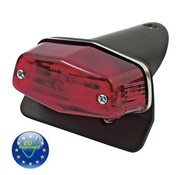 MCS taillight Lucas - black