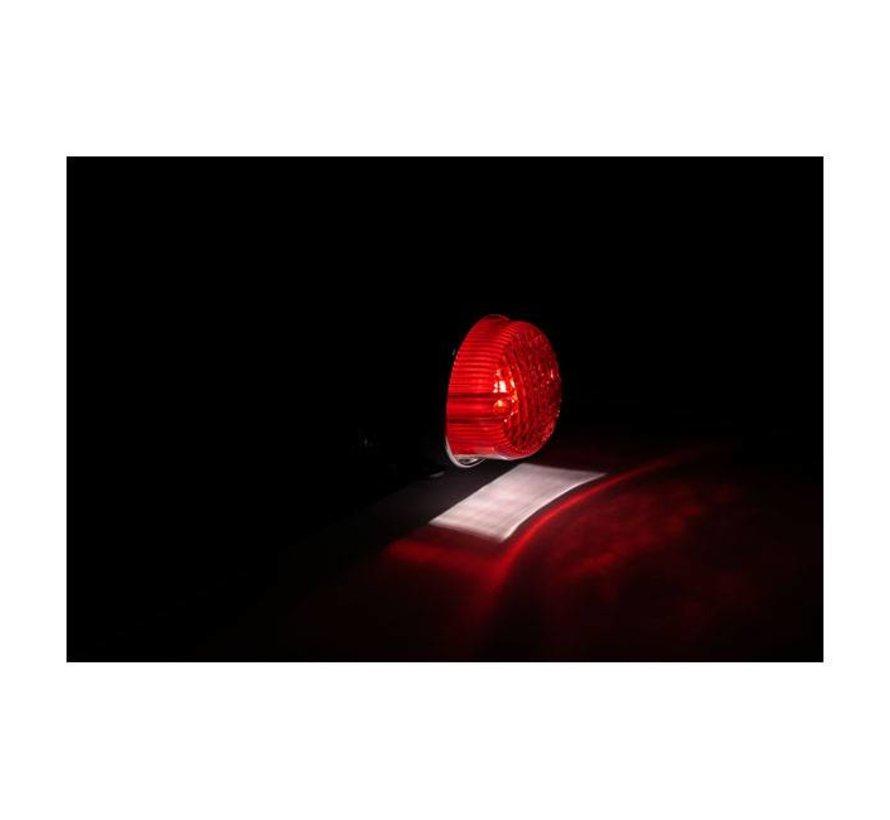 achterlicht Texas - chroom