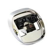 TC-Choppers achterlichtbasis - Past op> de meeste 99-17 Softail Dyna FLT / Touring FLH / FLT XL
