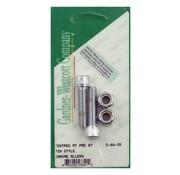GARDNER-WESTCOTT Bediening Allen bolt footpeg kit Past op> 69-06 Big Twin XL