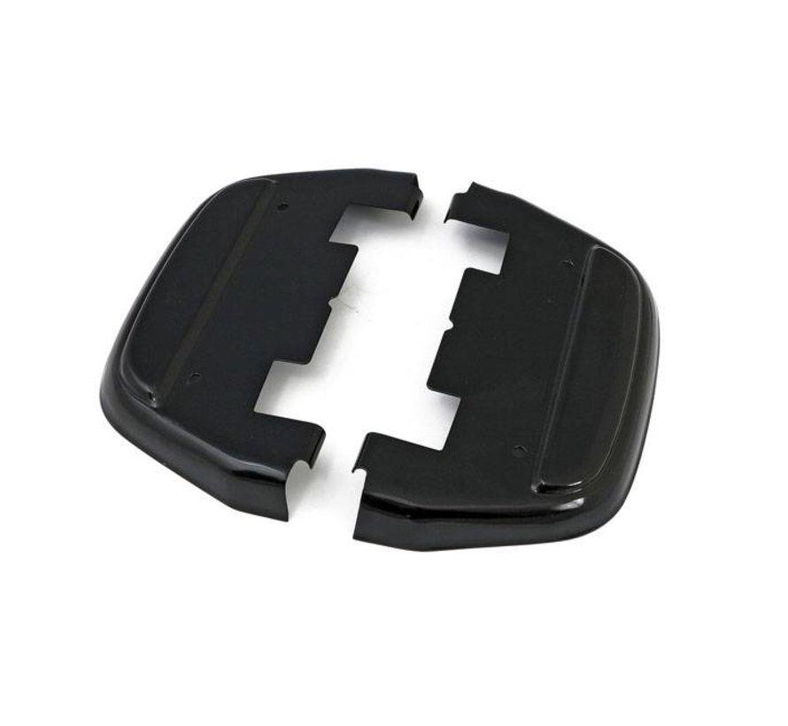 Bedient de vloerplanken van passagiers Chroom of zwart: Past op:> Alleen D-vormige planken