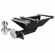 Khrome works Trailer hitch Trailer hitch - Trike for 15‐17 H‐D FLRT