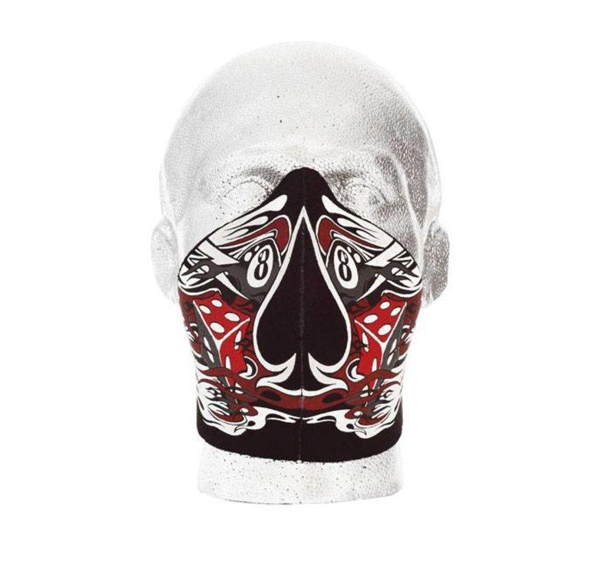 Harley Davidson Gesichtsmaske OL SKOOL
