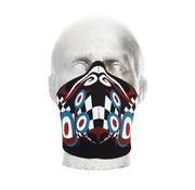 Bandero Cara máscara pyschedelic