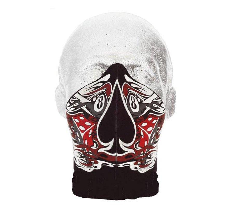 Harley Davidson Gesichtsmaske OL SKOOL - LONGNECK