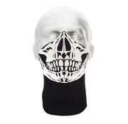 Bandero Accessories Face mask SKULL - LONGNECK