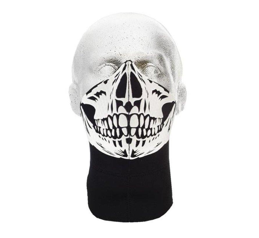 Harley Davidson Gesichtsmaske Schädel - LONGNECK