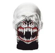 Bandero Gesichtsmaske SPIKE - LONGNECK