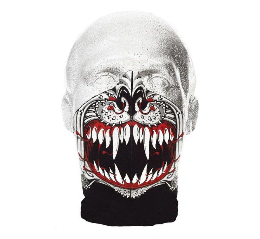 Harley Davidson Gesichtsmaske SPIKE - LONGNECK