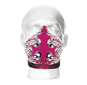 Bandero masque Hotrod FLAMES - LADIES