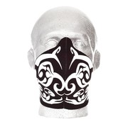 Bandero masque FLAMES TRIBAL - LADIES