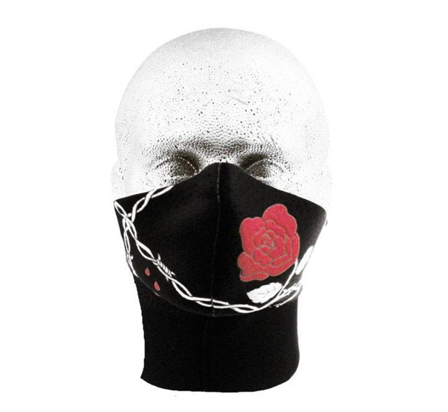 Bandero Face mask WILDROSE - LONGNECK LADIES