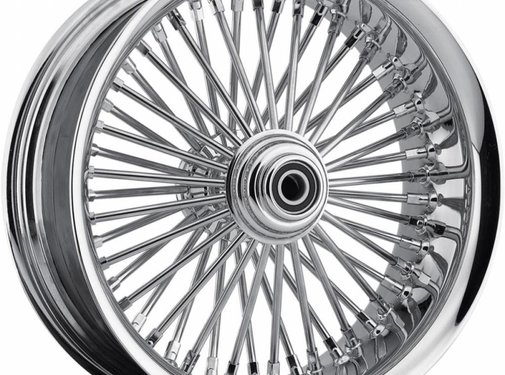 wheel front 50 Spoke softlip - 21 x 3.50 for 08‐13 FLTR/​FLHT/​FLHR/​FLHX without ABS (dual disc)