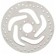 remrotor RVS 11,8 inch - voor voor 15-17 FLS / FLSTC / FLSTN 14-17 XL1200C / V / T 883L
