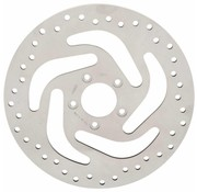 TC-Choppers brake rotor stainless steel 11.8 inch - Front for 15-17 FLS/​FLSTC/​FLSTN 14-17 XL1200C/V/T 883L