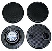 Rokker Haut-parleurs arrière kits, Convient à:> 06-13 modèles FLHT