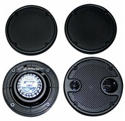 Rokker hinteren Lautsprecher-Sets, Passend für:> 06-13 FLHT Modelle