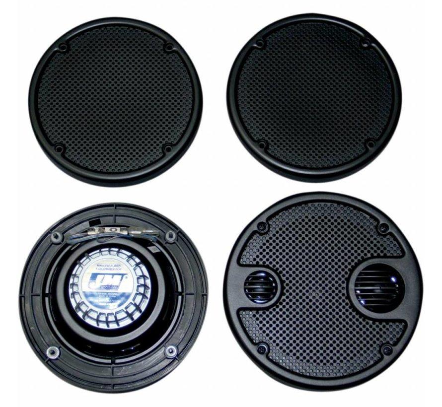 audio Rokker achterspeakersets Past op:> 06-13 FLHT