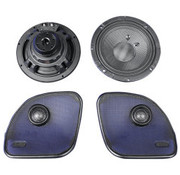 TC-Choppers audio Rokker Front Speakers kits Fits:> 15-17 FLTRX