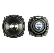 J&M Audio Speakers kits 2 ohm 140W Fits> 2006-2013 FLTR