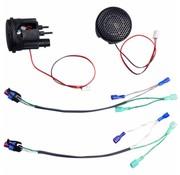 kits de agudos, Rokker adapta a:> modelos / FLHX / FLTR 98-13 FLHT