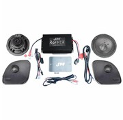 TC-Choppers audio Rokker XXR Extreme luidspreker / versterker kit 330 Watt Past op:> 15-16 FLTR