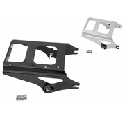 luggage rack Quick detach Tour box mount Fits:> 09‐13 FLHT/FLTR/FLHR/ FLHX