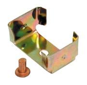 Fuse circuit breaker mount clip for HD models