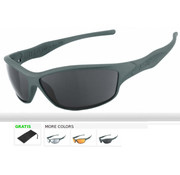 Helly Goggle / Sunglasses Bikereyes: 625g Gray-various colors