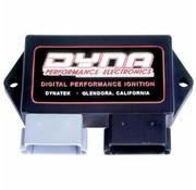 Dynatek ontsteking enkele brandmodule 2000TC volledig programmeerbaar Past op> carbureted 1999-2003 Twincam