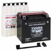 Yuasa Batterie YTX20HL-BS Fits> 1991-2019 Softail/Dyna; FXS; FLS; FXSB/SE; 1997-2003 XL Sportster