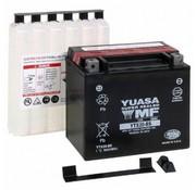 Yuasa AGM sin mantenimiento YUAM32RBS adapta a:> 86-90 FLST, 84-90 FXST, 85 FXE, 84-94 FXR, XL 79-96 / XLH