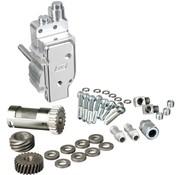 S&S Volume élevé de la pompe à huile haute pression, reniflard et kit de vitesses - Convient à:> 92-99 Bigtwin