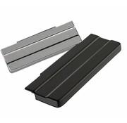 Batterijdeksel Zwart of chroom - Past op:> 97-03 XL; vervang OEM # 66367-97