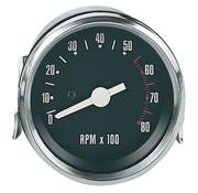 Zodiac Speedo toerenteller voor FX (OEM 92042-78A).