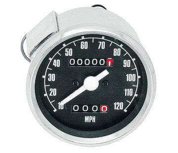 Zodiac FX tachymètre (OEM 67020-73B). pour tous les modèles 1973 à 1982 FX