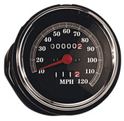 Zodiac gas tank speedometer 1985 FXEF and FXSB and 1986 - 1994 FXR SuperGlide (OEM 67020-85A).
